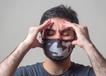 Mal di testa e Mascherina; Rimedi naturali digitopressione