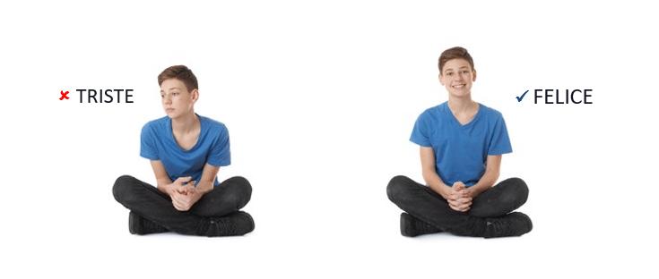 postura emozioni