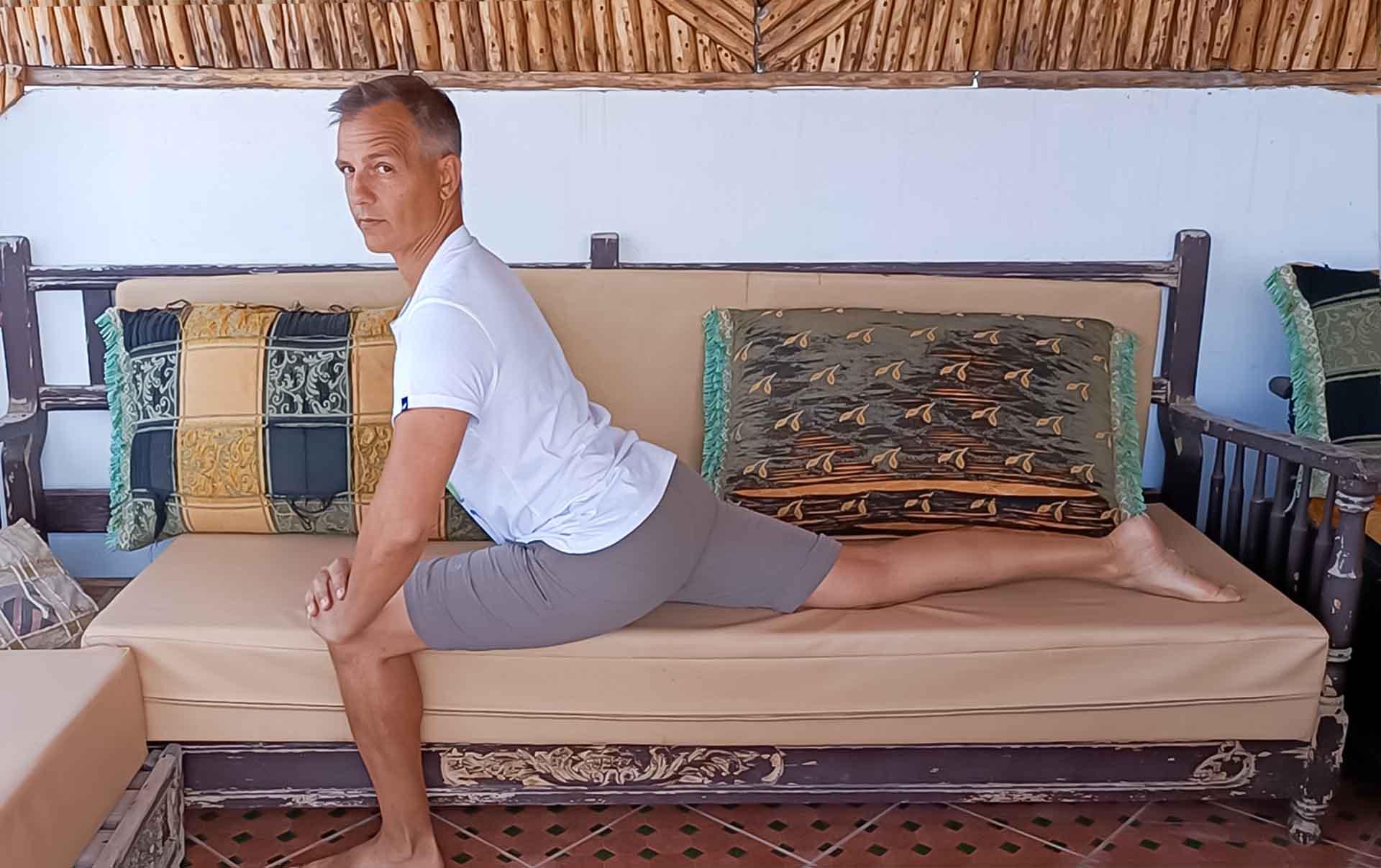 Muscolo ileopsoas psoas iliaco allungamento psoas postura corretta mal di schiena